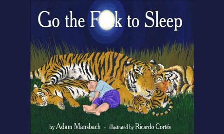 Go the Bleep to Sleep book cover
