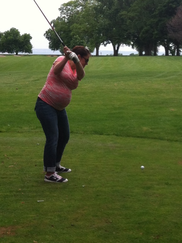 My Backswing